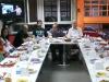 Masa donatıltı, iftar saatini bekliyoruz...